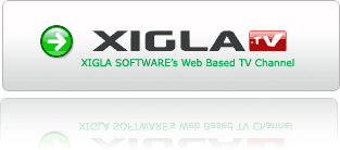 Launch XIGLA.TV - XIGLA SOFTWARE's Internet TV Channel